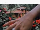 Bruno Gissoni posta foto de mão de mulher e fãs falam que é de Yanna