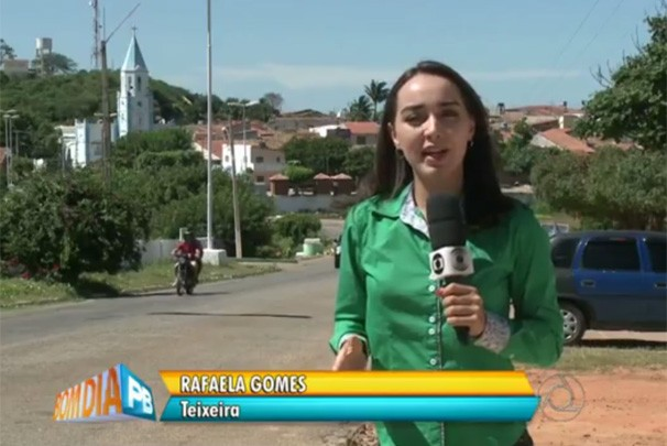 Rafaela Gomes (Foto: Divulgação)