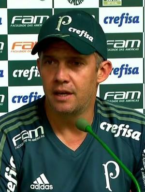 Eduardo Baptista, Palmeiras (Foto: GloboEsporte.com)