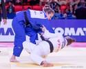 Em busca da vaga olímpica, Nathália Brígida celebra treino ao lado de rivais