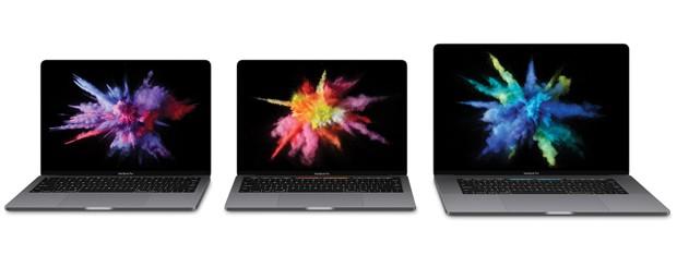 Apple mostra novos modelos do MacBook Pro (Foto: Divulgação/Apple)