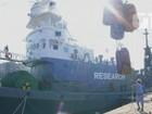 Baleeiros japoneses zarpam rumo ao Oceano Antártico para caça