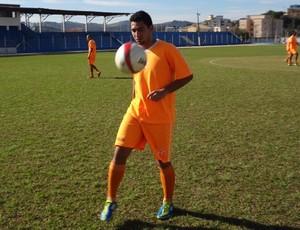 Boquita treino Atibaia (Foto: Filipe Rodrigues)