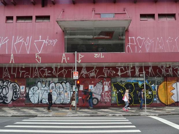 Cine Bela Artes será reaberto em maio depois de ficar fechado por falta de recursos (Foto: J. Duran Machfee/Futura Press/Estadão Conteúdo)