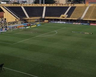 São Bernardo x Palmeiras - Estádio Primeiro de Maio (Foto: Alexandre Zaparoli)