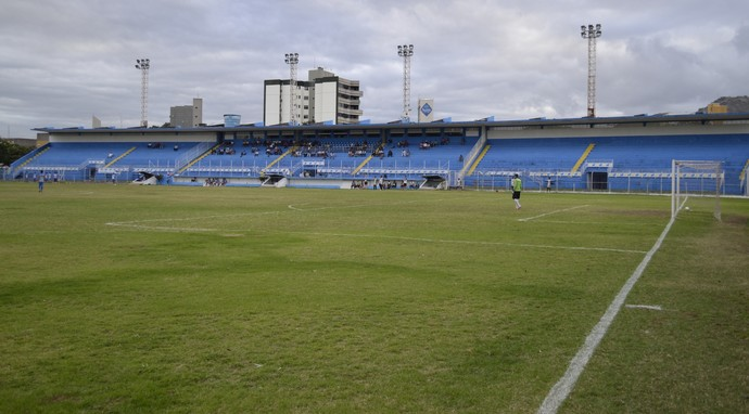 Estádio Salvador Costa (Foto: Sidney Magno Novo/GloboEsporte.com)