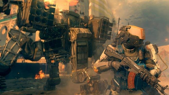 Call of Duty Black Ops 3 chega também na antiga geração (Foto: Divulgação)