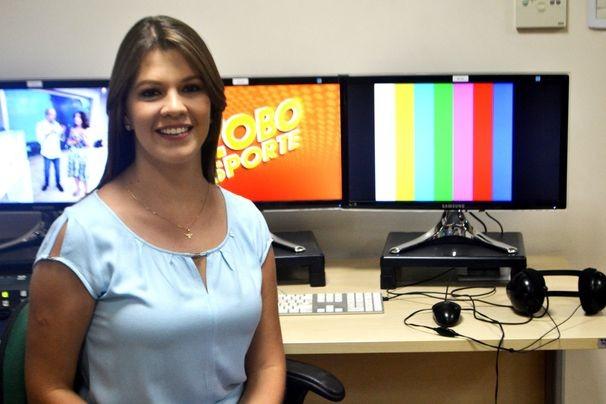 Tâmara Oliveira vai trazer as principais informações do esporte sergipano (Foto: Divulgação/TV Sergipe)