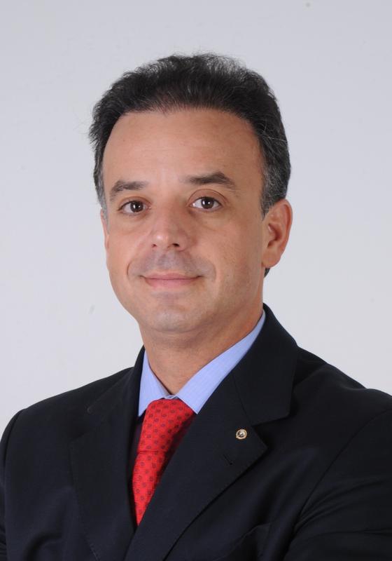 O juiz  Mirko Giannotte,que recebeu mais de R$ 500 mil num mês (Foto:  TJMT)