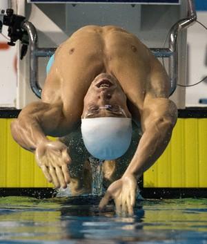 Guilherme Guido durante a prova dos 100m Pan-Americano 2015 (Foto:  Jonne Roriz/Exemplus/COB)