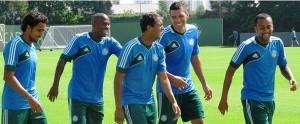 Futebol: TV Diário transmite Palmeiras x Vilhena nesta quarta (2) (Foto: Reprodução / TV Diário)
