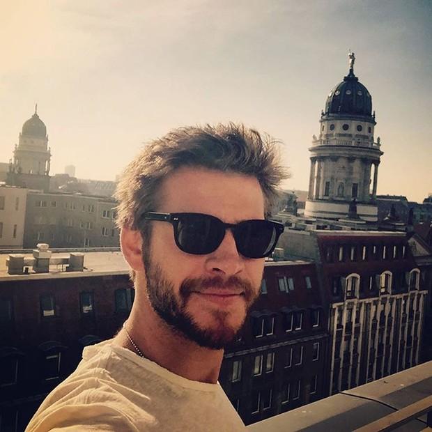 Liam Hemsworth (Foto: Reprodução/Instagram)