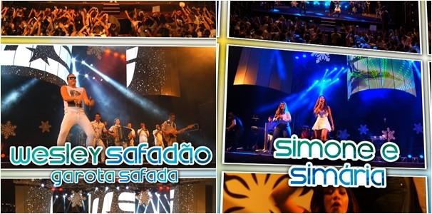 1º Estação Verdes Mares terá shows de Wesley Safadão e Simone e Simaria.  (Foto: Divulgação)