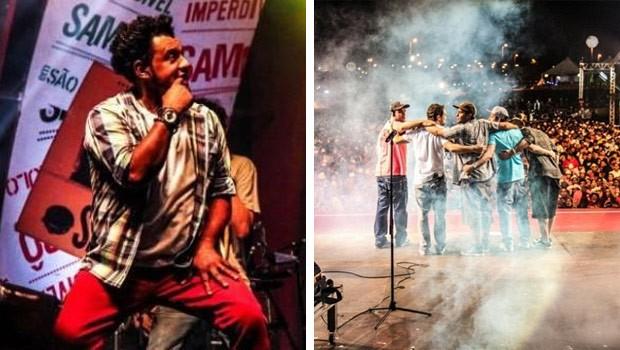 Samba Curitiba vai agitar Curitiba (Foto: Divulgação)