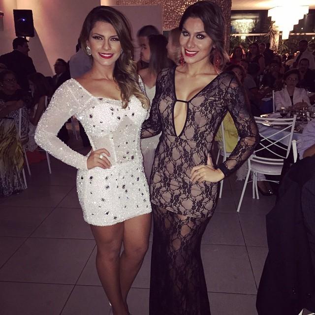 Babi Rossi e Vanessa Mesquita (Foto: Reprodução/Instagram)