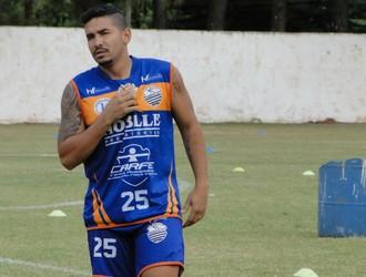 Mateus Borges, meia do Comercial (Foto: Rafael Alves / Comercial FC)