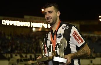 Troféu Globo Minas: argentino Pratto é eleito craque do Campeonato Mineiro