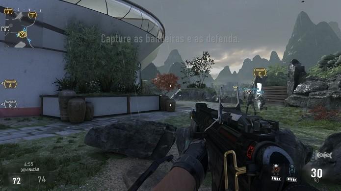 Multiplayer é o ponto mais alto de Advanced Warfare (Foto: Reprodução/Victor Teixeira)