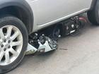 Acidente entre carro e moto deixa um morto (Ed Santos/Acorda Cidade)