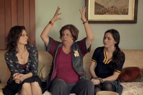 Cena de '3 Teresas', do GNT (Foto: Reprodução)