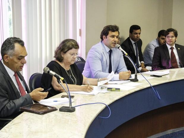 CPI das Instituições de Ensino que praticam fraudes com cursos de graduação (Foto: Jarbas Araújo/Alepe)