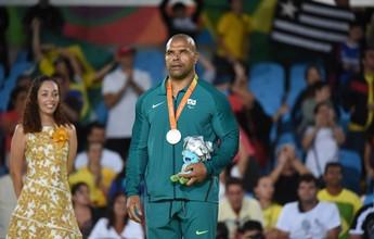 Prata na Paralimpíada do Rio, judoca Tenório dará palestra em Aracaju