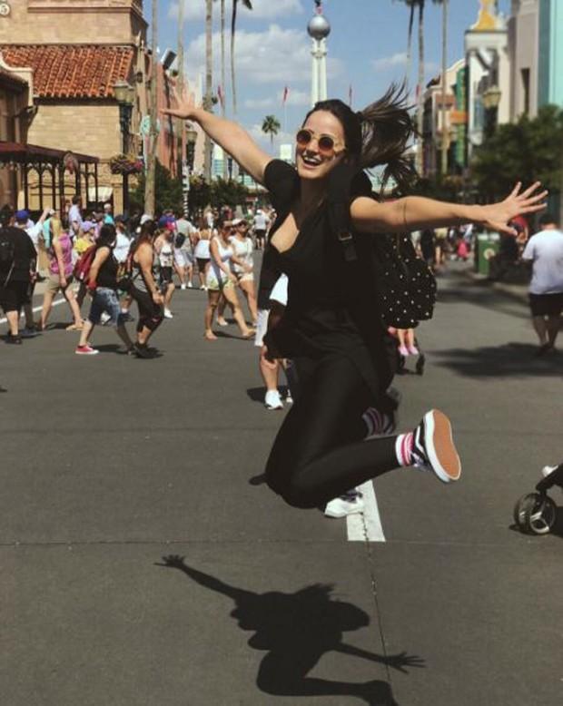 Mari Palma curtindo suas férias nos Estados Unidos (Foto: Reprodução/Instagram)