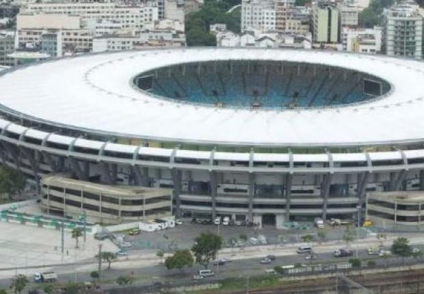 Estádio do Maracanã (Foto: ME/Portal da Copa/Daniel Brasil)