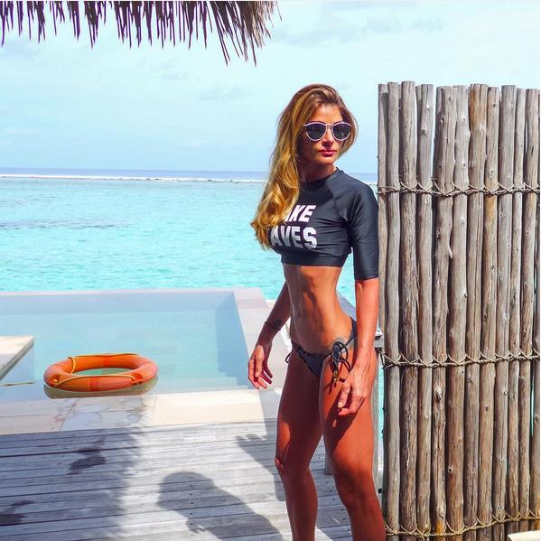 Carol Magalhães (Foto: Reprodução/Instagram)