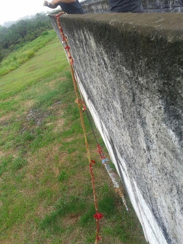 Presos usaram Teresas para escapar da unidade prisional (Foto: Arquivo Pessoal)
