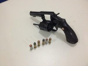 Segundo suspeito, a arma na Bolívia por R$ 2, 5 mil. (Foto: Júnior Freitas/ G1)