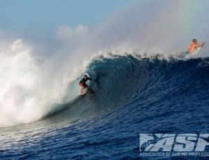 surfe Damien Hobgood Tavarua Ilhas Fiji (Foto: ASP)