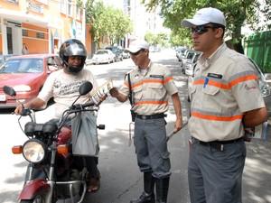 Semana do trânsito Divinópolis (Foto: PMD/Divulgação)