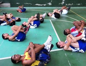 Seletiva da Liga Sorocabana de Boxe (Foto: Divulgação/Lisoboxe)