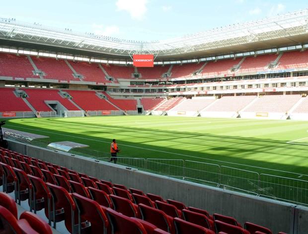 arena pernambuco evento-teste (Foto: Aldo Carneiro / Pernambuco Press)