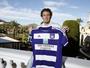 """Galhardo chega ao Anderlecht e planeja aulas de inglês: """"Empolgado"""""""