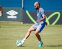 Cinco meses após último jogo oficial, Bruno Rodrigo estreia pelo Grêmio