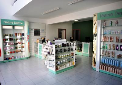 Loja da Nature Derme Farmácia, uma das empresas que começará a franquear  (Foto: Divulgação)