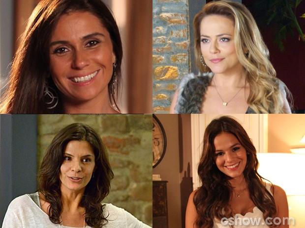 Inspire-se nos perfumes das personagens de 'Em Família'' (Foto: Em Familia/TVGlobo)
