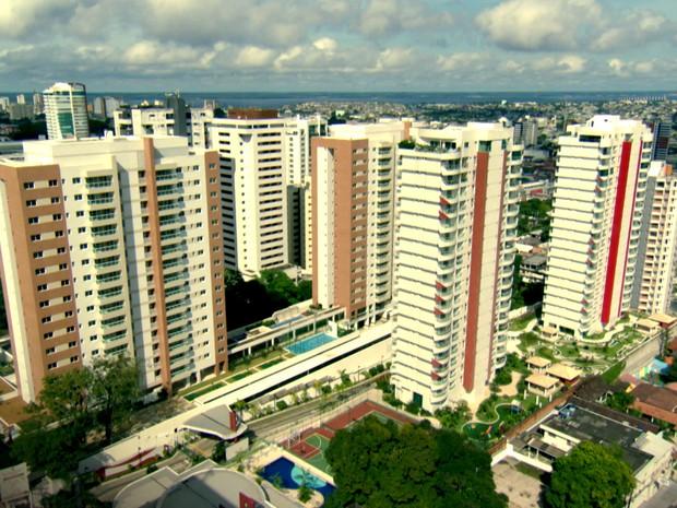 Série Imóveis Reflexos da Crise JG (Foto: Reprodução: TV Globo)
