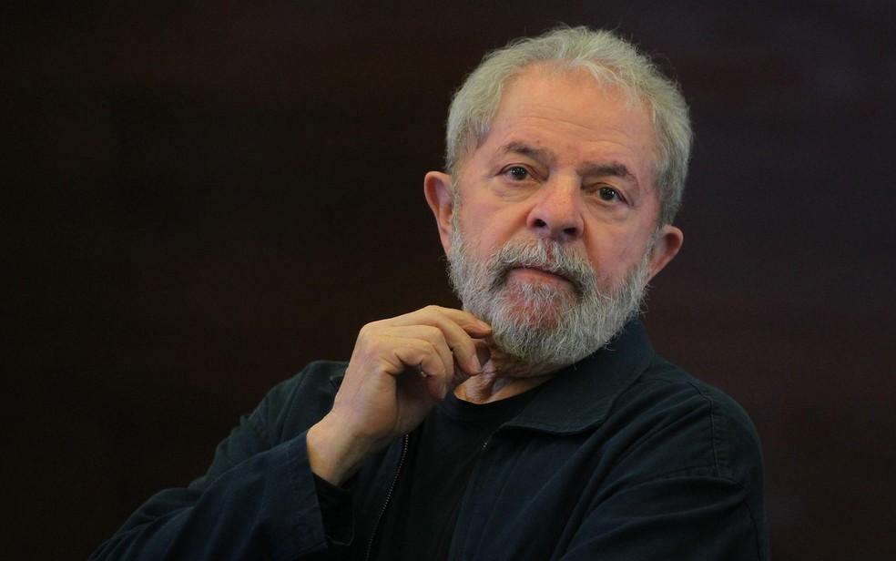 Dois recursos do ex-presidente Luiz Inácio Lula da Silva tiveram o mérito julgado nesta terça-feira (27) em Porto Alegre (Foto: Sérgio Castro/Estadão Conteúdo)