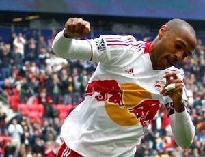 Henry vibra com um dos gols na vitória sobre o Colorado (Foto: Divulgação/MLS)