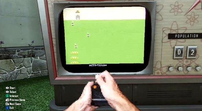 Atari em Black Ops 2 (Foto: Divulgação)