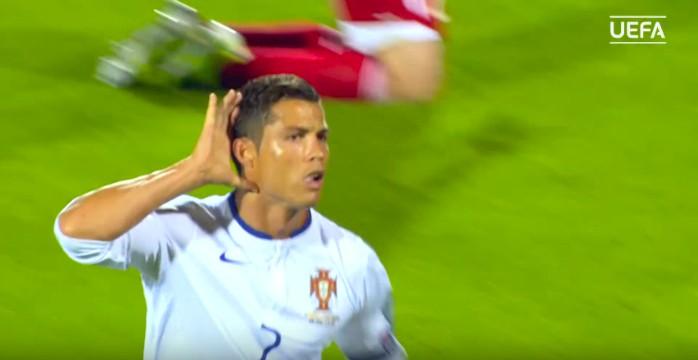BLOG: Lista de golaços das eliminatórias da Euro tem Cristiano Ronaldo, Bale... Veja top-10
