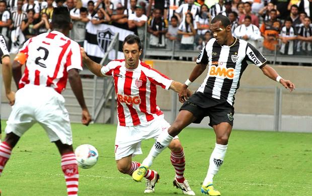 Richarlyson jogo Atlético-MG Vila Nova (Foto: Paulo Fonseca / FuturaPress)