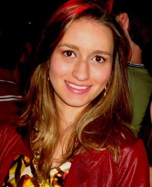 Camila Zuconi teve sua redação do Enem considerada nota mil em cartilha lançada pelo MEC (Foto: Arquivo pessoal)