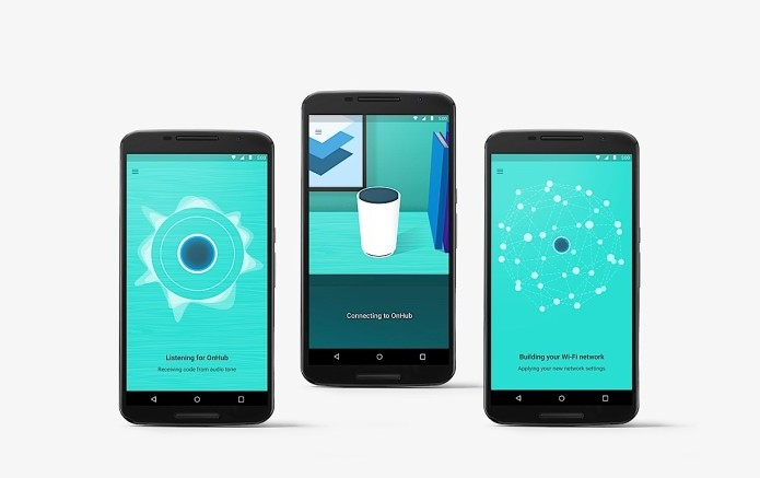 Será possível controlar o OnHub via celular com facilidade (Foto: Divulgação/Google)