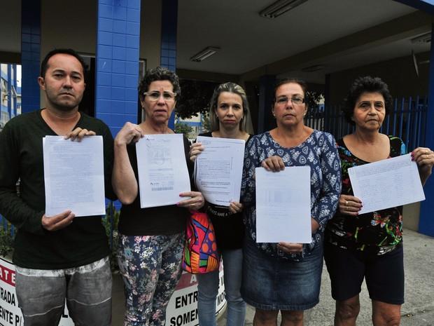 Condomínio tem rombo de quase R$ 1 milhão em Vila Velha, no Espírito Santo (Foto: Marcelo Prest/ A Gazeta)