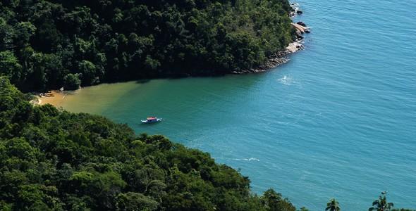 3 - Ilha grande - Rio de Janeiro (Foto: Heather Shimmin/Shutter)