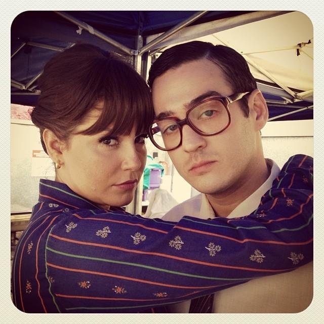 Deborah Secco e Marcos Veras (Foto: Instagram / Reprodução)